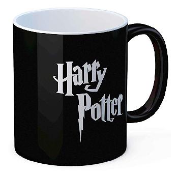 Sd Toys Harry Potter Taza Hogwarts Cerámica Blanco Y Negro 8 Cm