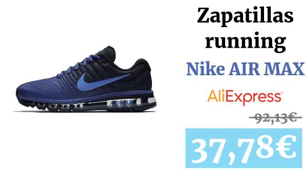 Sábana Bigote Interpretativo  Nike AIR MAX zapatos para correr para hombre zapatillas deportivas al aire  libre calzado de diseñador Atlético 2019 nuevo Jogging transpirable  encaje-Up 849559 -001 - VaDeGangas