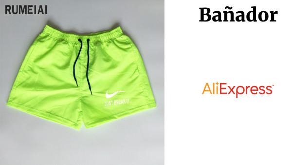 Rumeiai Verano Moda Bermuda Cortos Playa Homme Pantalones 2019 Nueva IDE9YH2W