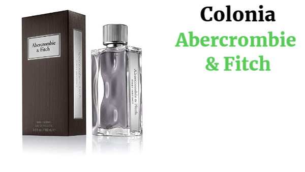 Abercrombie & Fitch First Instinct Colonia, 100 ml, El Empaque Puede Variar