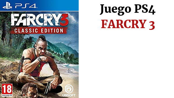 Far Cry 3 - Classic Edition para PS4