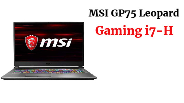 MSI GP75 Leopard Gaming i7-H