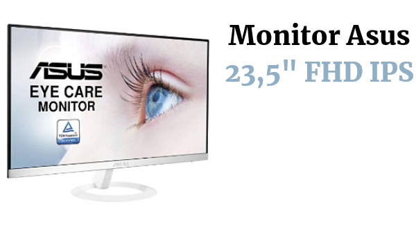"Monitor Asus 23,5"" FHD IPS"