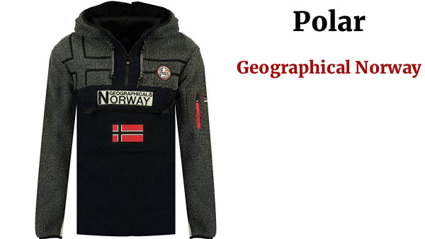 Geographical Norway Polar Hombre RIAKOLO