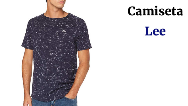 Lee Trend Fit Tee, Camiseta para Hombre
