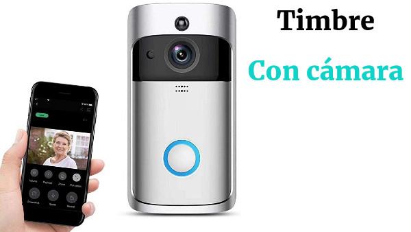 Inicio inal/ámbrico Monitoreo Remoto Timbre de Video bidireccional en Tiempo Real Prevenci/ón y Seguridad