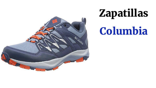 Columbia Wayfinder Outdry, Zapatos Multideporte para Mujer