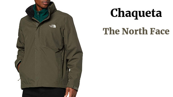The North Face T0A3X5, Chaqueta para Hombre