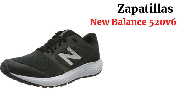 Zapatillas New Balance 520v6