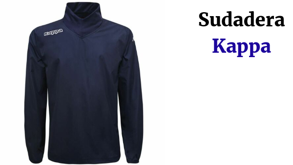 Kappa Fleece Sweater Man KAPPA4SOCCER BURNER Soccer sport Jumper