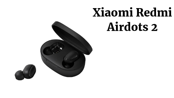 Xiaomi Redmi Airdots 2 TWS Xiaomi Wireless Earphone Bluetooth 5.0 DSP Noise Reduction Tap Control With Mic Handsfree Earbuds