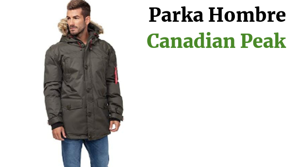 Parka Hombre Canadian Peak Antidote